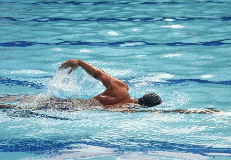 Showcase On One of The Top 10 Essential Swim Drills for Triathletes: